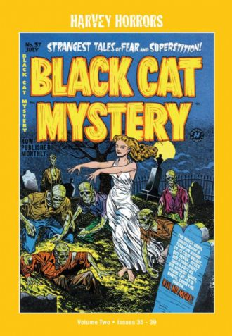 Harvey Horrors Softies - Black Cat Mystery (Vol 2)